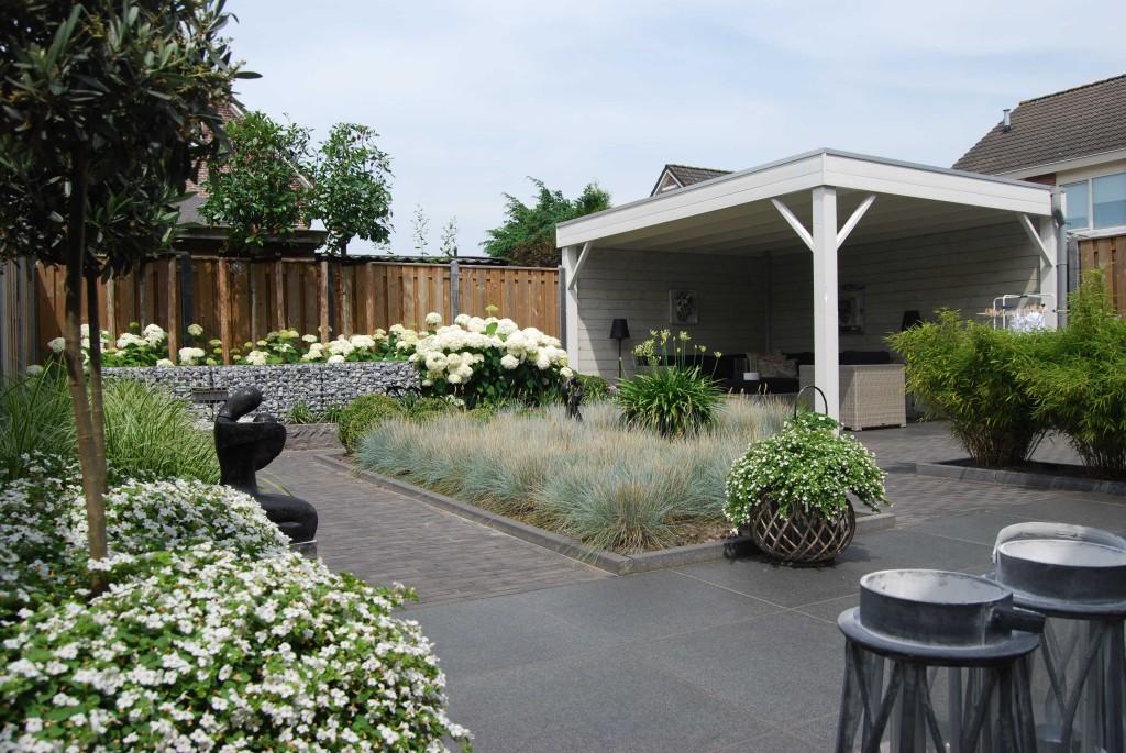 Onze tuinen dons hoveniersbedrijf - Hoe aangelegde tuin ...